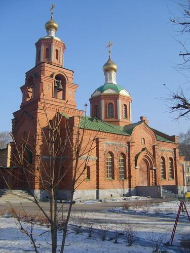 Владивосток храм свв равноапп